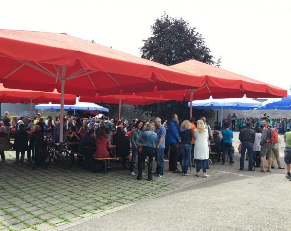 Kinder- und Zeitbeerfest im Klosterhof Söflingen