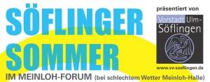 Frühschoppen mit Trio Jango - Söflinger Sommer 2018 @ Meinloh-Forum