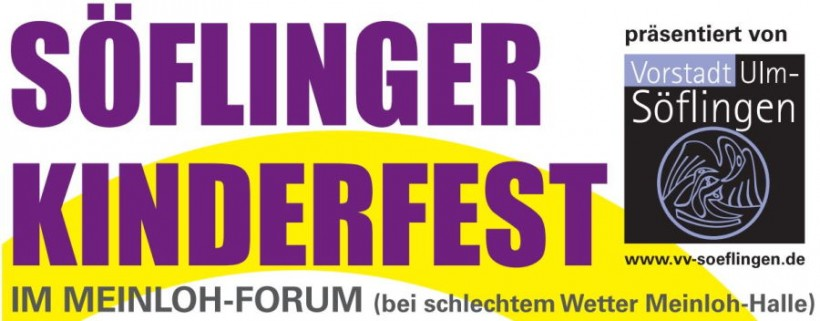 Kinderfest – Söflinger Sommer 2018