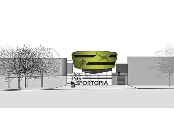 """TSG Söflingen: """"Sportopia"""" wird real"""
